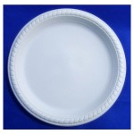 EB-93558 6inch Biodegradable Plate