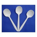 EB-93566 6inch Biodegradable Soup Spoon