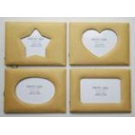 EB-92653 100% Recycled Paper photoframe