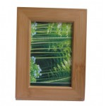 EB-92744 Bamboo Photo Frame