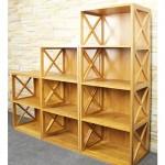 EB-91356 Bamboo Bookshelf