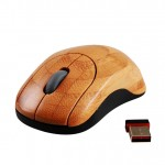 Bamboo Wireless Mouse (EB-61947)