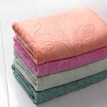 Bamboo Fibre Towel (EB-94953)