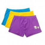 Bamboo Fibre Kid′s Underwear (EB-94758)