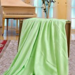 Bamboo Fiber Baby Blanket (EB-94650 )