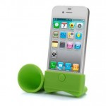 Silicone Speaker for iPhone (EB-61246)