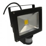 30W LED Flood Light with Sensor (EB-89724)