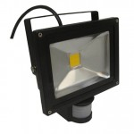 10 W LED Flood Light with Sensor (EB-89722)