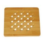 EB-93951 Carbonized Bamboo Coaster