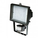 LED Flood Light with Sensor (EB-89721)