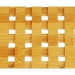 EB-93952 Carbonized Bamboo Coaster