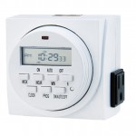 USA Weekly Digital Timer (EB-99805)