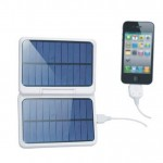 Solar Cell Phone Charger (EB-71704)