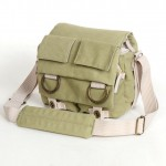 Canvas DSLR Camera Shoulder Bag (EB-91949)
