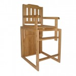 Bamboo Children Dining Chair (EB-91353)
